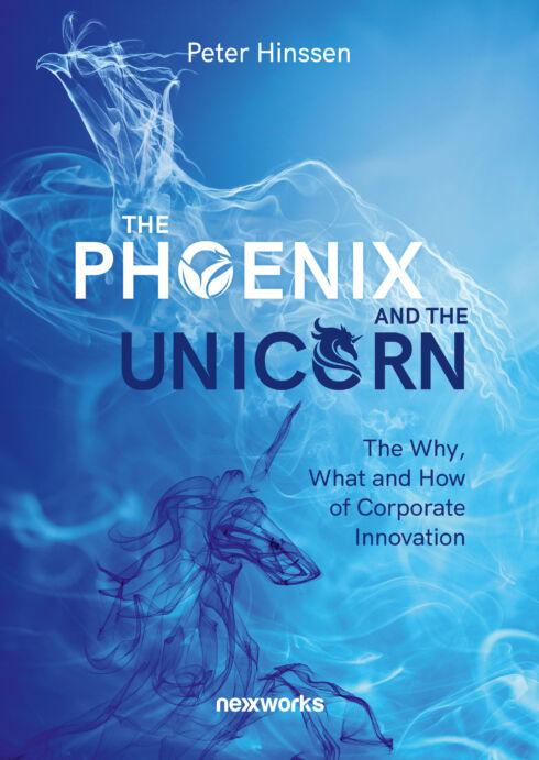 The Phoenix Unicorn Cover